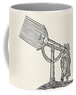 Dioptric Telescope Coffee Mug