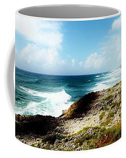 Diorama Coffee Mug by Amar Sheow