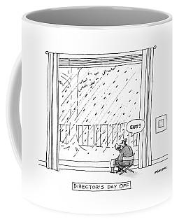Director's Day Coffee Mug