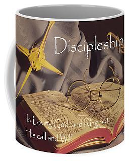 Discipleship Coffee Mug