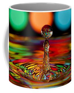 Disco Ball Drop Coffee Mug