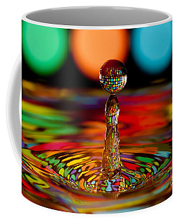 Disco Ball Drop Coffee Mug