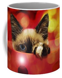 Disco Kitty 1 Coffee Mug