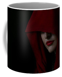 Disguised In Red Coffee Mug