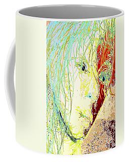 Disillusionment Coffee Mug by Jacqueline McReynolds