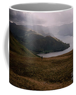 Distant Hills Cumbria Coffee Mug