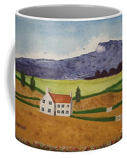 Distant Hills Coffee Mug