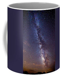 Distant Visitors Coffee Mug by Darren  White