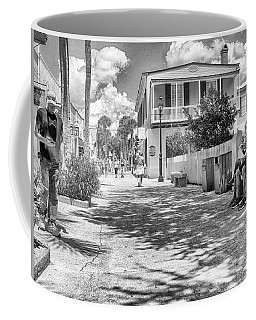 Coffee Mug featuring the photograph Distraction by Howard Salmon