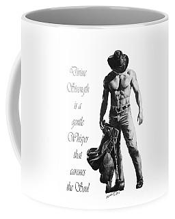 Divine Strength Coffee Mug