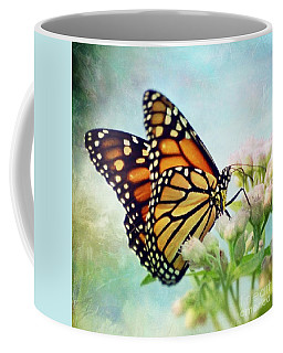 Coffee Mug featuring the photograph Divine Things by Kerri Farley