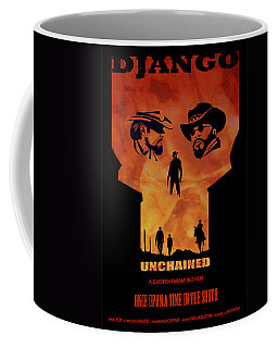 Django Unchained Alternative Poster Coffee Mug