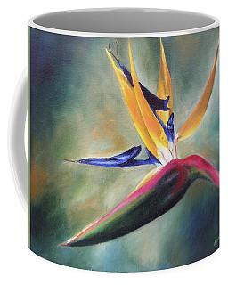 Dj's Flower Coffee Mug