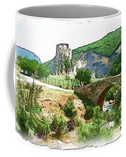 Do-00403 Mussaylaha Fort  Coffee Mug by Digital Oil