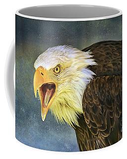Coffee Mug featuring the photograph Do It Or Else by Teresa Zieba