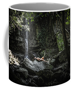 Coffee Mug featuring the photograph Do You Believe In Faeries by Traven Milovich