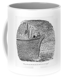 Do You Have Any Idea How Deep This Would Be If Coffee Mug