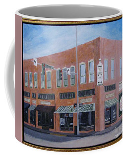 The Chavanne Building Coffee Mug