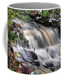 Doane's Lower Falls In Central Mass. Coffee Mug