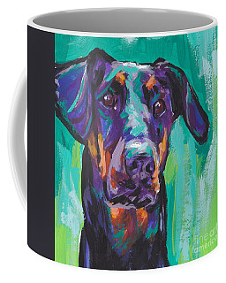 Dobie Love Coffee Mug