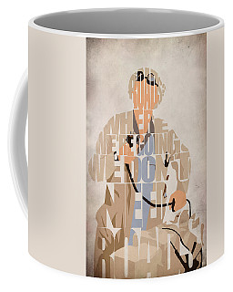 Doc. Brown Coffee Mug