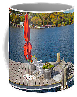 Dock By The Bay Coffee Mug