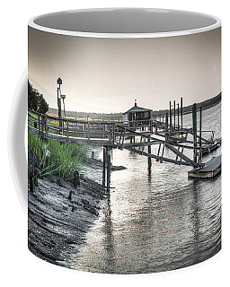 Docks Of The Bull River Coffee Mug