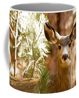 Doe Awareness Coffee Mug