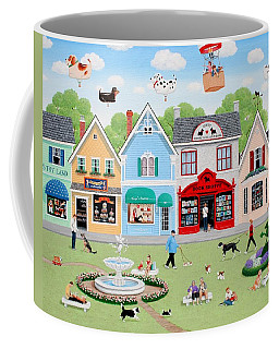 Dog Lovers' Lane Coffee Mug