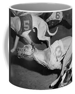 Dog Racing Track Coffee Mug