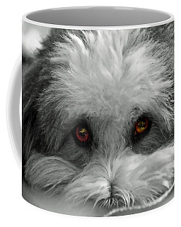 Coton Eyes Coffee Mug