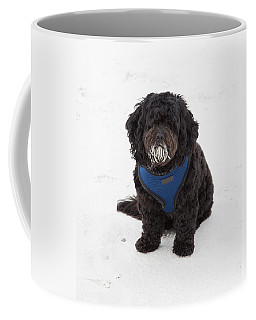 Doggone Good Beach Fun Coffee Mug by John M Bailey