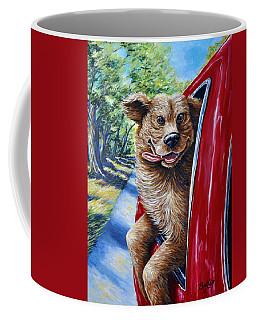 Dog...gone Happy Coffee Mug