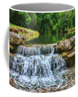 Dogwood Canyon Falls Coffee Mug