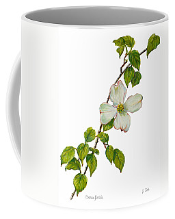Dogwood - Cornus Florida Coffee Mug