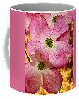 Dogwood In Pink Coffee Mug
