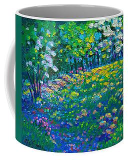 Dogwoods Day Coffee Mug