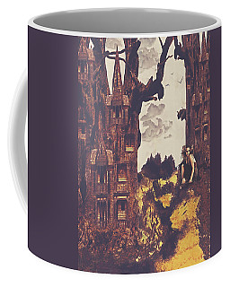 Dollhouse Forest Fantasy Coffee Mug