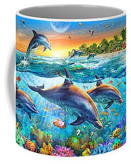 Dolphin Bay Coffee Mug