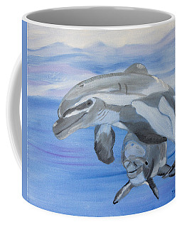 Sublime Dolphins Coffee Mug