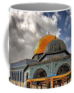 Dome Of The Rock 1 Coffee Mug