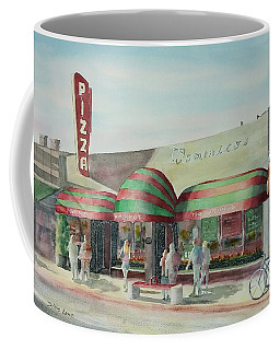 Domenicos In Long Beach Coffee Mug