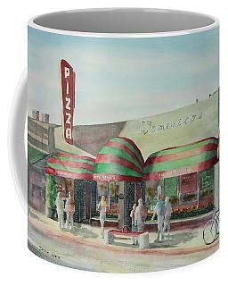 Domenicos In Long Beach Coffee Mug