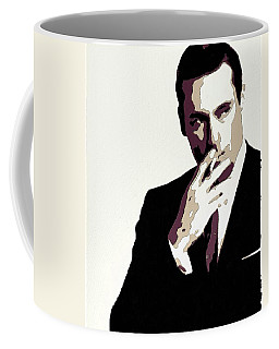 Don Draper Poster Art Coffee Mug
