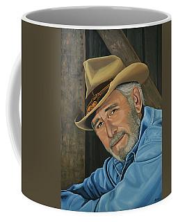 Don Williams Painting Coffee Mug