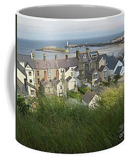Donaghadee Northern Ireland View From The Moat Coffee Mug