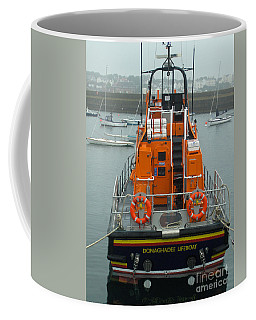 Donaghadee Rescue Lifeboat Coffee Mug