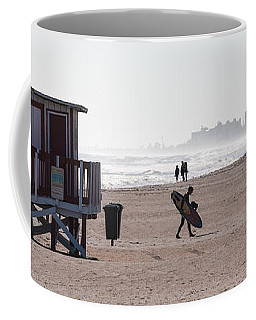 Done Surfing Coffee Mug