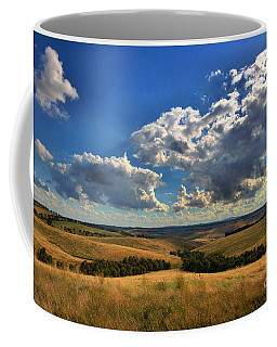 Donny Brook Hills Coffee Mug by Joy Watson