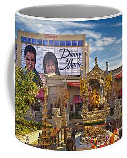 Donny Marie Buddha Coffee Mug